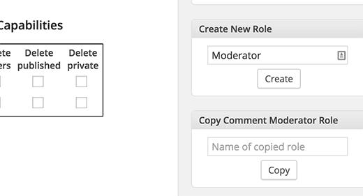 نقش های کاربری سفارشی