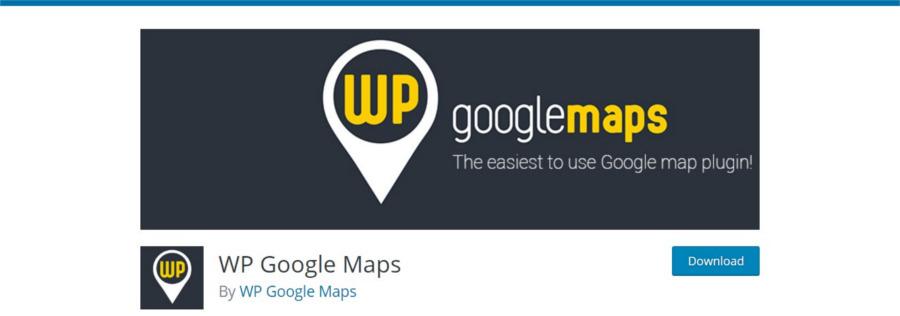 پلاگین وردپرس نقشه گوگل