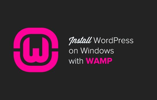 نصب وردپرس روی ویندوز بوسیله WAMP