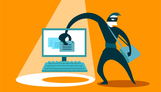 جلوگیری از دزدی محتوا در وردپرس
