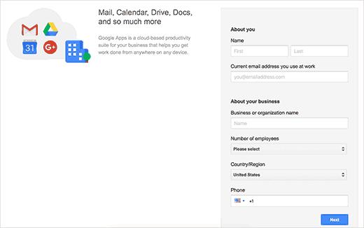 آموزش استفاده از google appبرای مدیریت ایمیل کاری