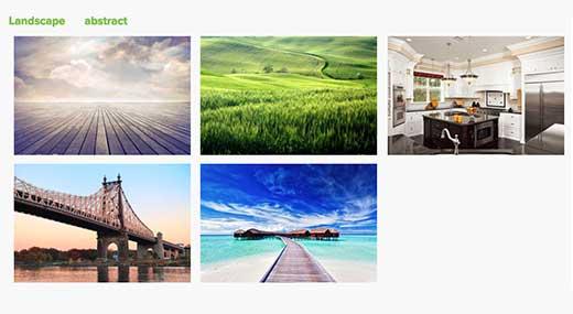 آموزش افزودن تگ به تصاویر در وردپرس
