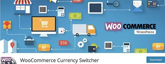 افزونه تغییر پول واحد در فروشگاه آنلاین وردپرس
