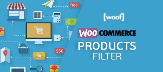 افزونه فیلتر محصولات فروشگاه آنلاین وردپرس