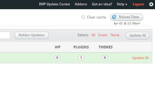 آموزش مدیریت وبسایت وردپرس با infinitewp