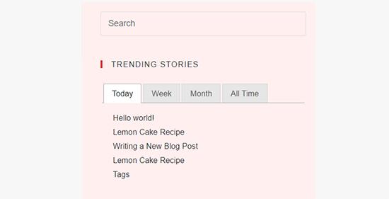 افزونه صفحه بندی پستهای محبوب وردپرس