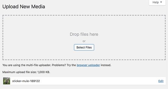 افزایش حافظه php جهت رفع ارور http