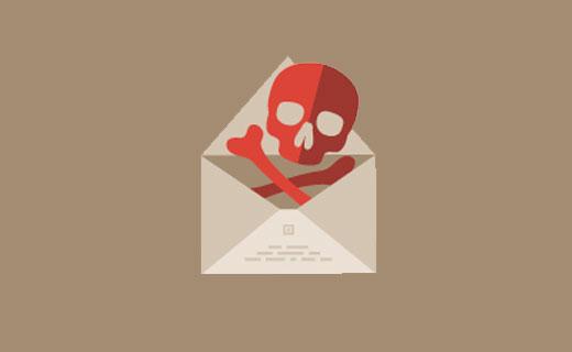علت عدم دریافت و ارسال ایمیل در وردپرس