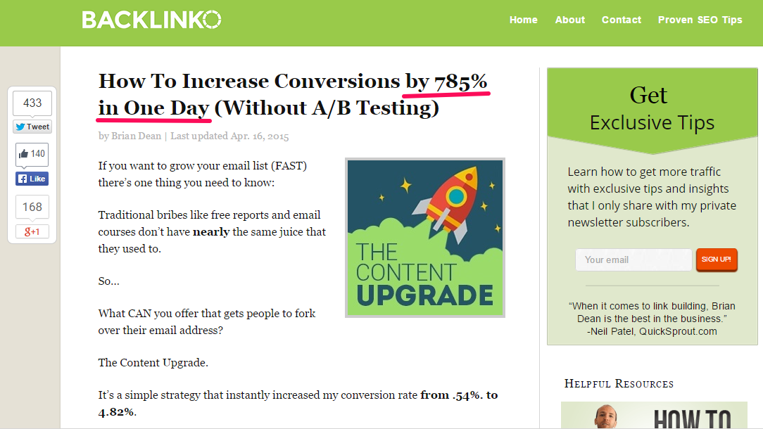 تاثیر تست A/B بر بازاریابی سایت