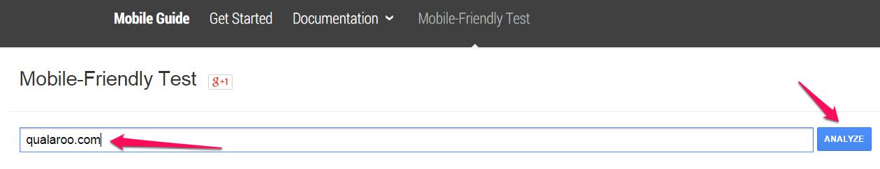 نحوه سازگار کردن سایت با نسخه موبایل