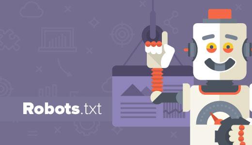 فایل robots.txt در وردپرس
