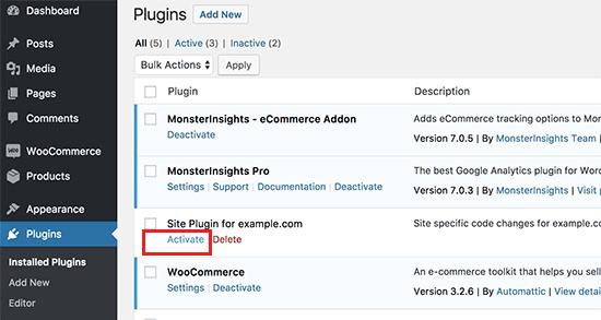 چرا و چگونگی ایجاد یک پلاگین مخصوص سایت وردپرس