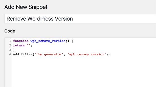 نحوه افزودن کد سفارشی به وردپرس