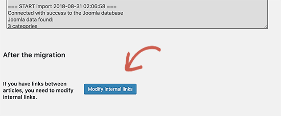 نحوه انتقال سایت جوملا به وردپرس