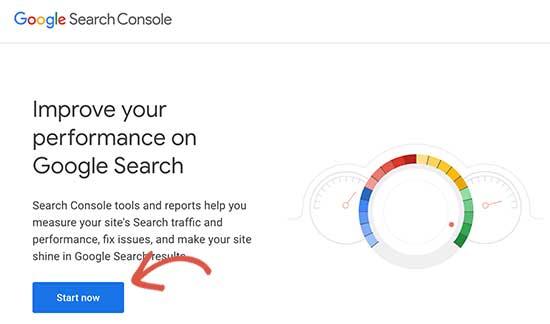 شروع به کار با کنسول جستجوی گوگل