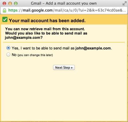 دسترسی به ایمیل هایتان از طریق Gmail